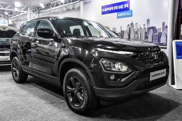 Tata Harrier Dark Edition Details Out; Launching Soon