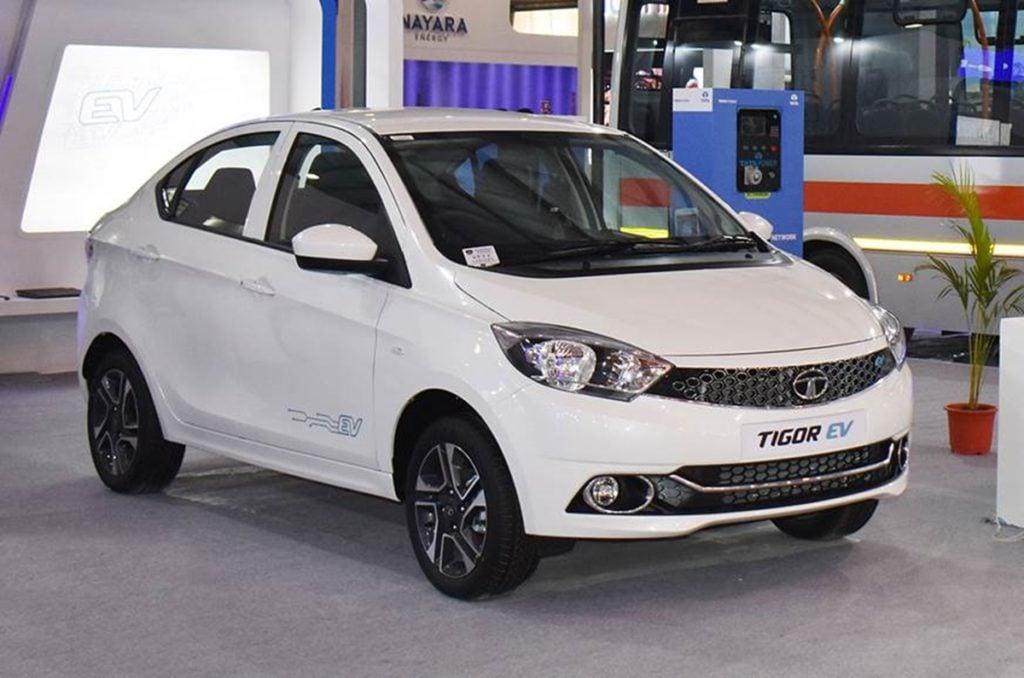 The Tata Tigor EV will also make it to the public very soon.