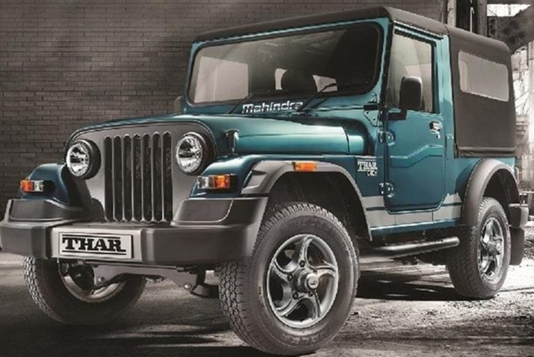 Mahindra pays Tribute to the Thar with Thar Signature Edition – Video