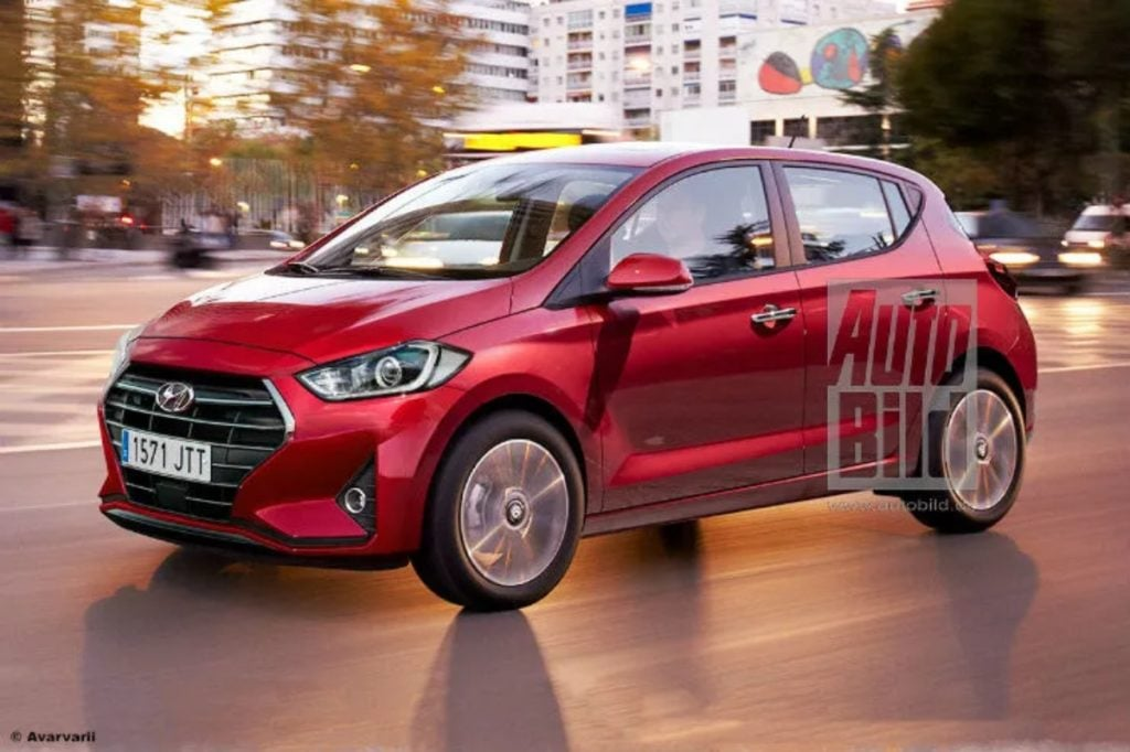 Upcoming Hyundai Grand i10 image