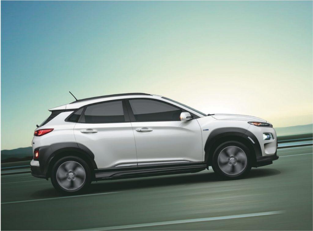 Hyundai Kona has an India target to sell above 500 units annually