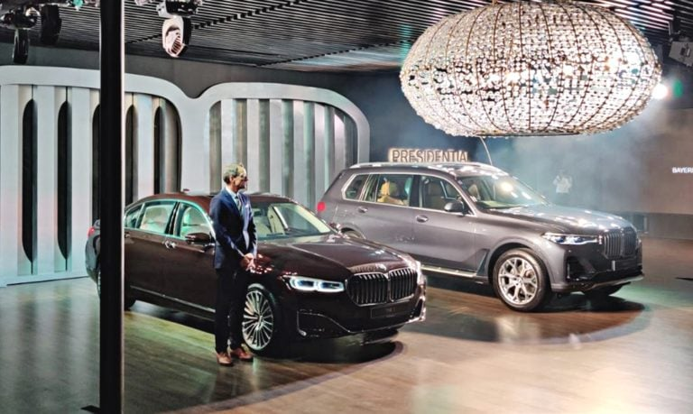 BMW 7 Series India Launch – Prices start from Rs. 1.22 Crores, Ex-Showroom!