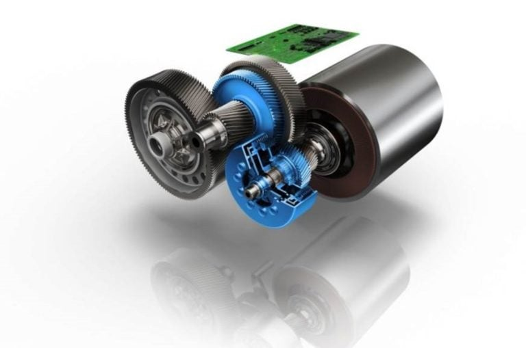 ZF Unveils New 2-Speed Transmission for Electric Vehicles