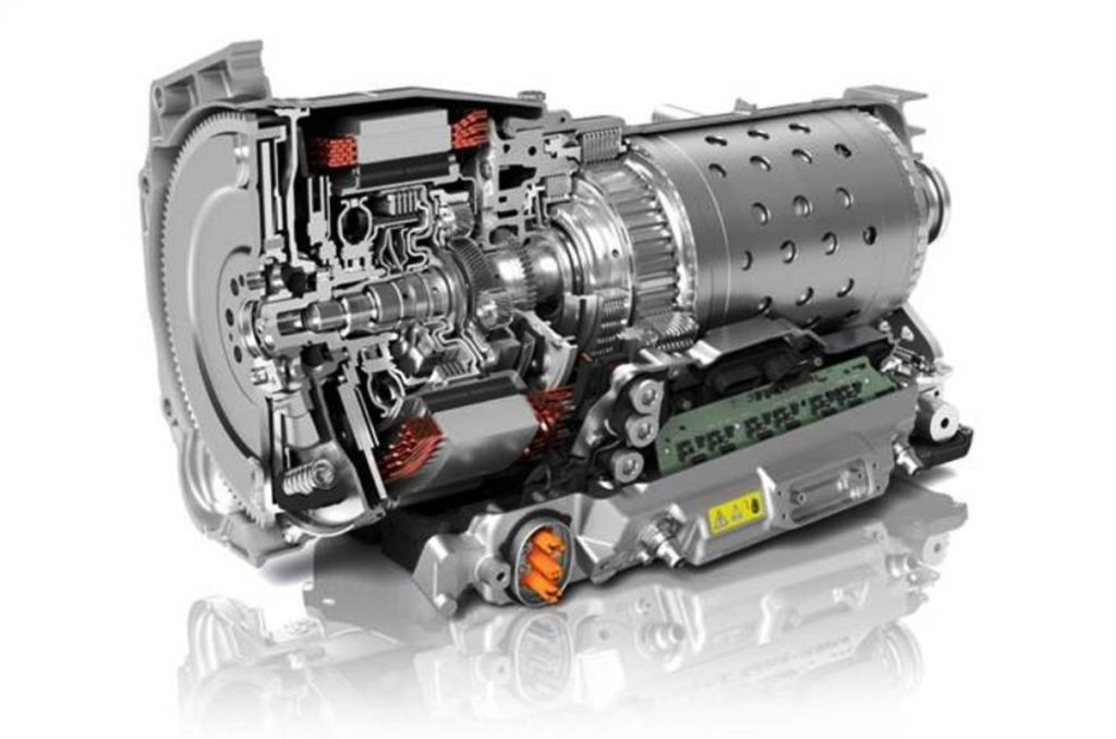 New ZF 8-speed automatic transmission to be supplied to FCA