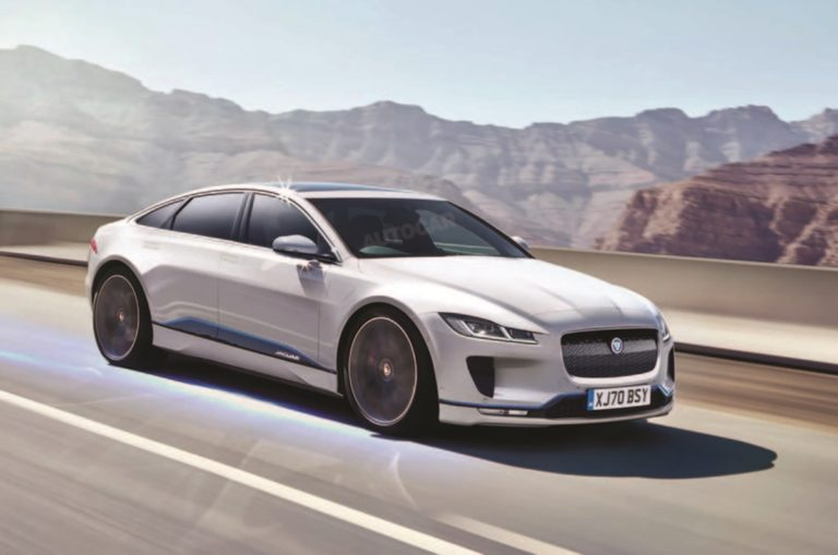 JLR Has Announced That The Next-Gen Jaguar XJ will be Pure Electric