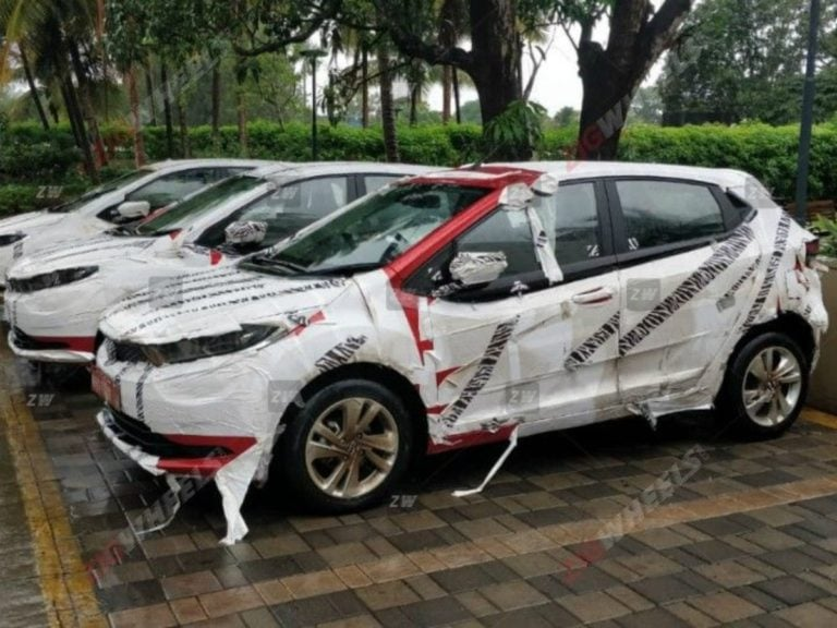 Tata Altroz Spied In Red Colour – Launch Expected Later This Month