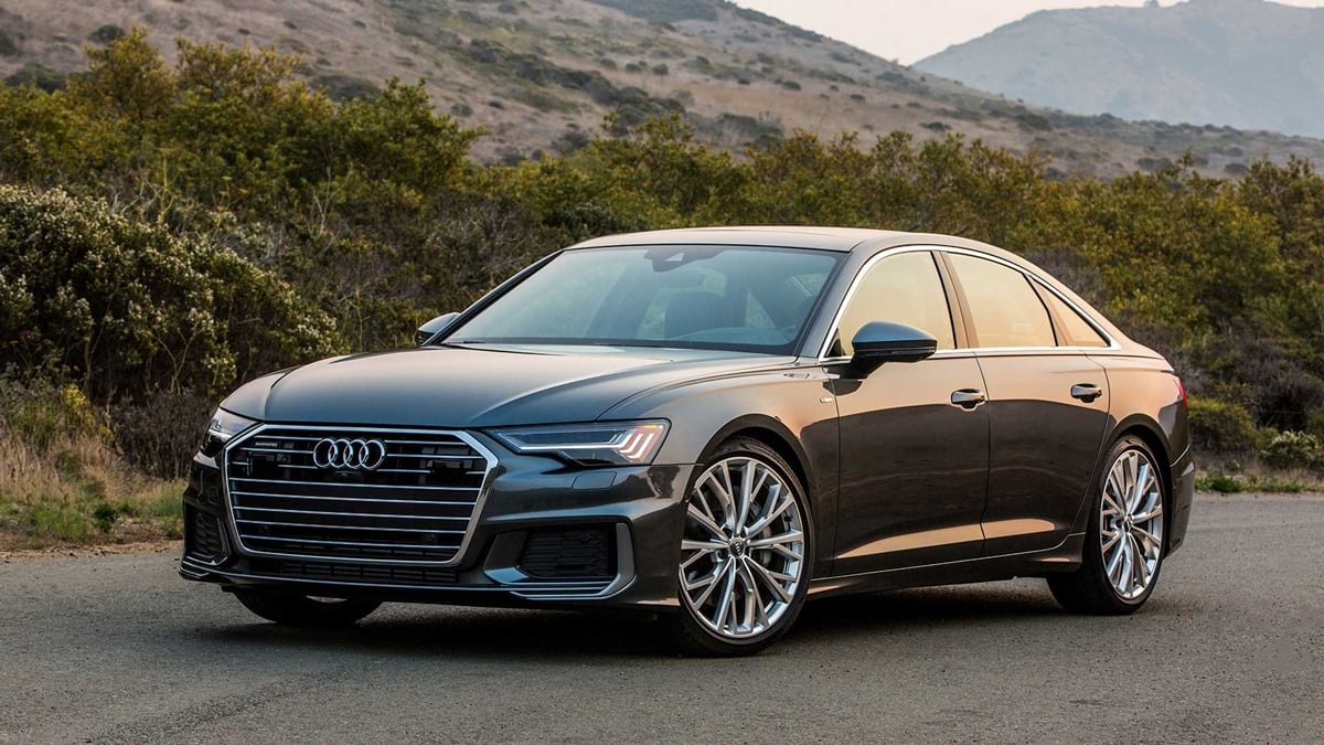 Kelebihan Audi 6 Tangguh