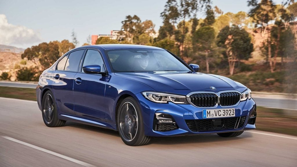 2019 bmw 3series launched in india  price and details