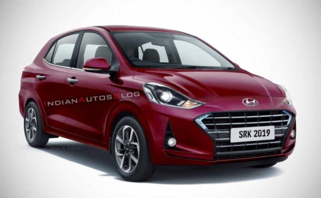 This Is How 2020 Hyundai Xcent Nios Could Look Like Rendered Image