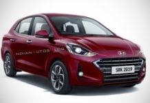 2020 Hyundai Xcent Nios Rendered Image
