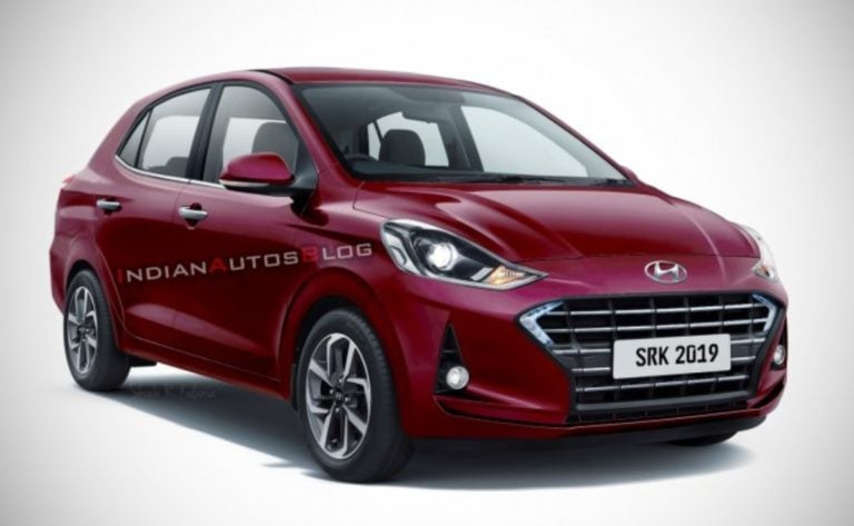 This Is How 2020 Hyundai Xcent Nios Could Look Like – Rendered Image