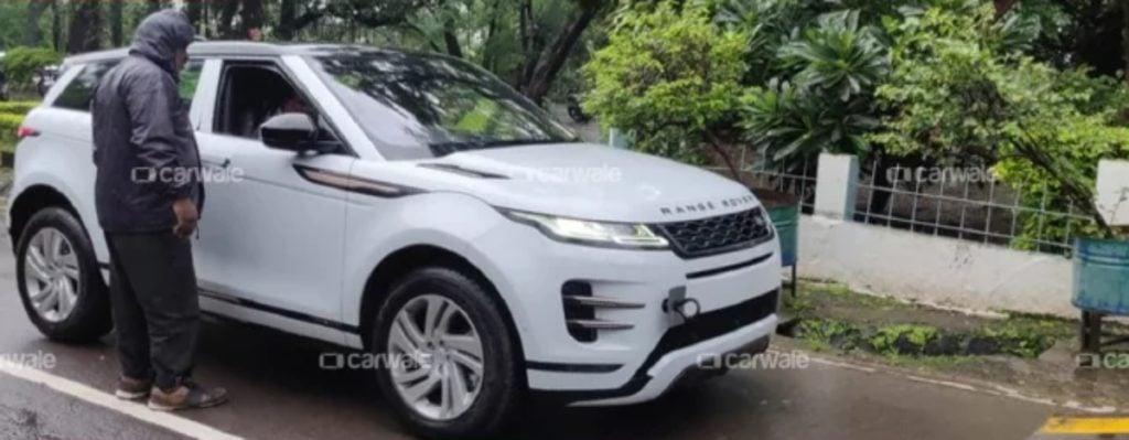 2020 Range Rover Evoque India image