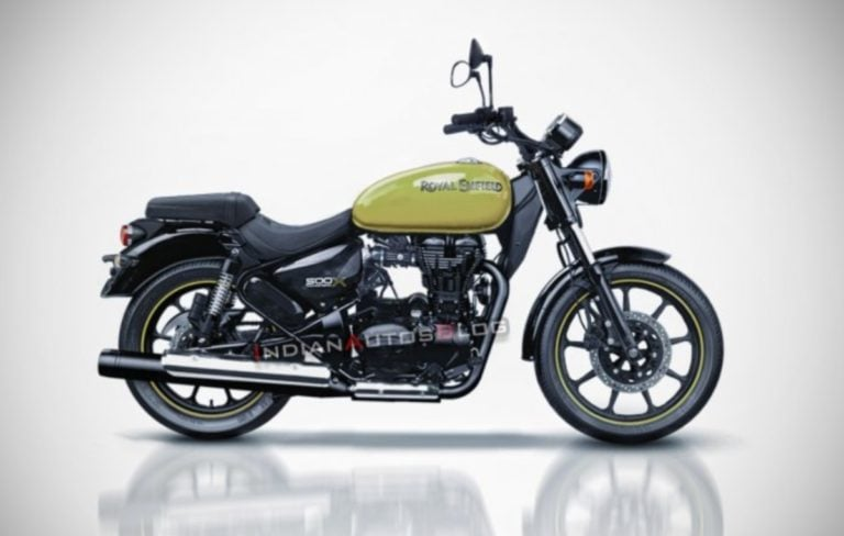 This is how 2020 Royal Enfield Thunderbird 500X Could Look Like  – Rendering