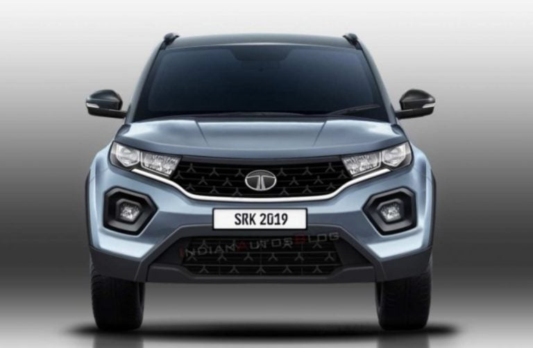This Is How The 2020 Tata Nexon Could Look Like – Rendered Image