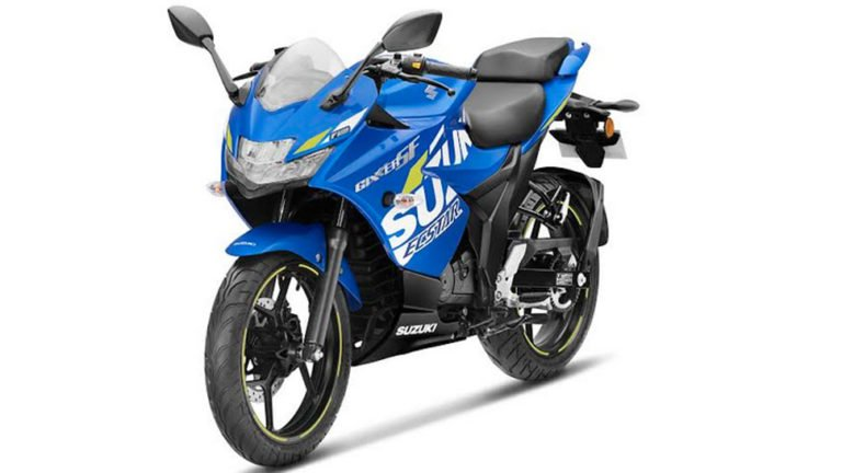 Suzuki Gixxer SF 250 Moto GP Edition Launched; Priced At Rs 1.71 Lakhs
