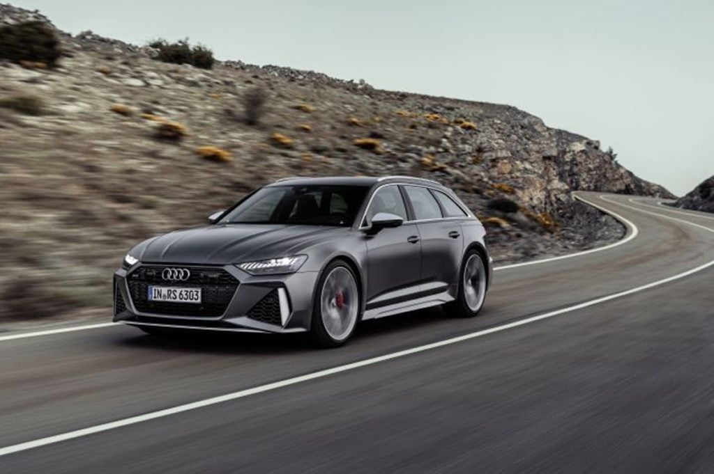 New Audi RS6 Avant unveiled ahead of official debut