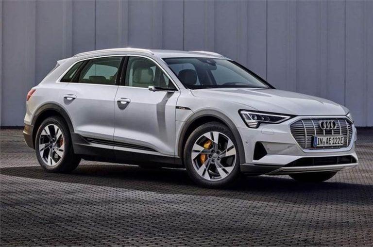 Audi Unveils New Entry-Level E-Tron 50 SUV with Lesser Range