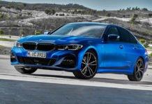 2019 BMW 3 series India image