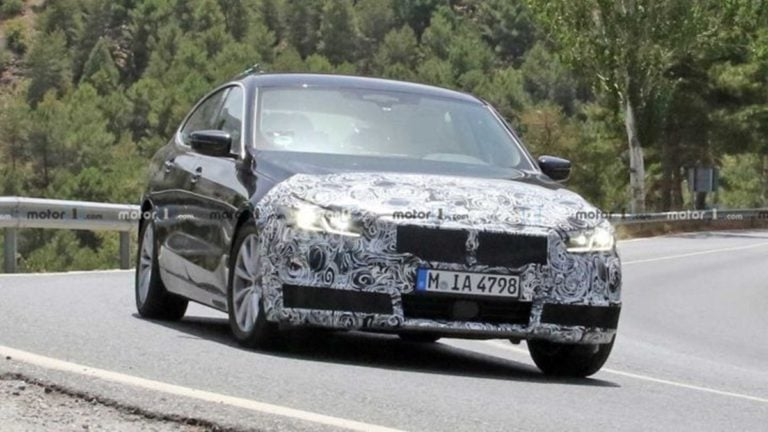 BMW 6-series GT Facelift Spotted Testing Internationally!