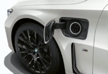 BMW 7 series electric image