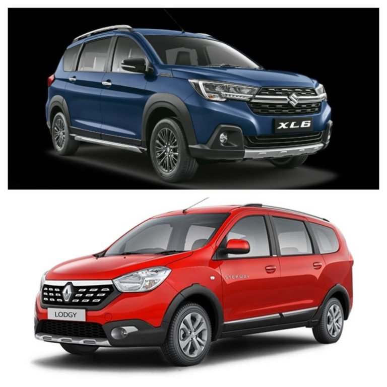 Maruti Suzuki XL6 vs Renault Lodgy – Specifications Comparison