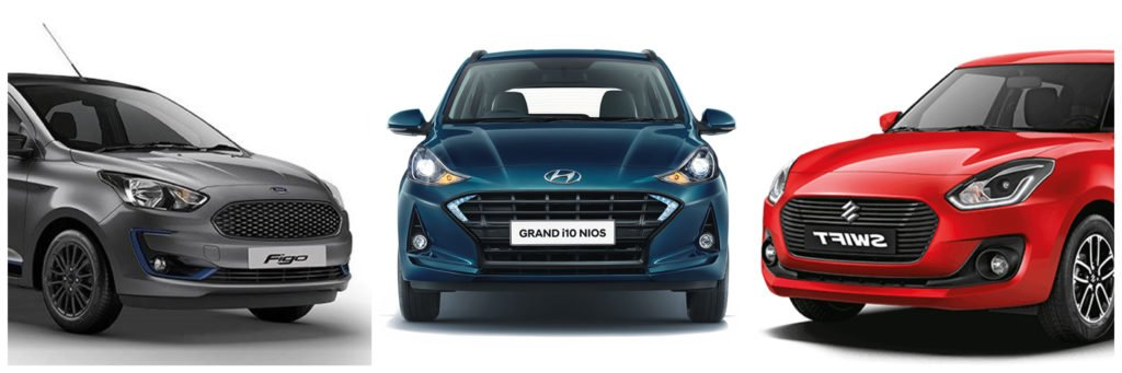 Hyundai Grand i10 Nios vs Rivals - Engine Specifications