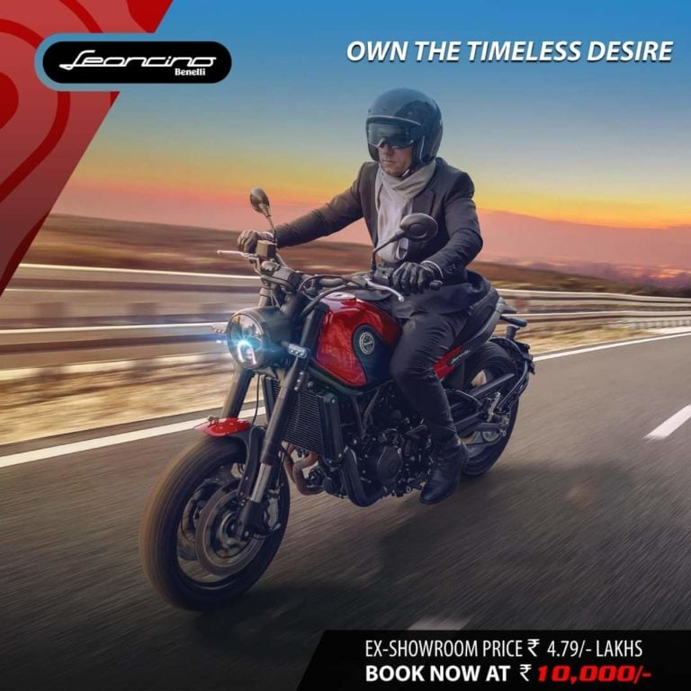 Benelli Leoncino 500 Launched In India – Prices And Details!