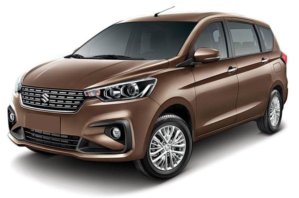 Best Second-Hand 7-Seater Cars - Maruti Ertiga