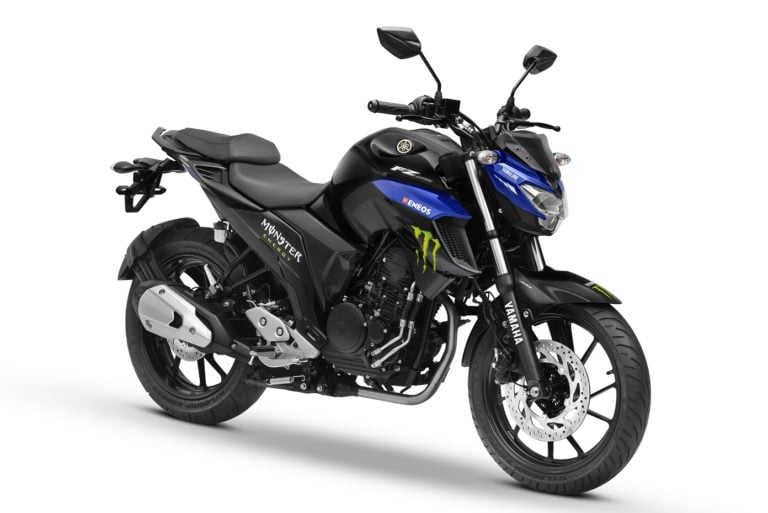 Yamaha Planning For A 250cc Adventure Motorcycle Based On FZ25