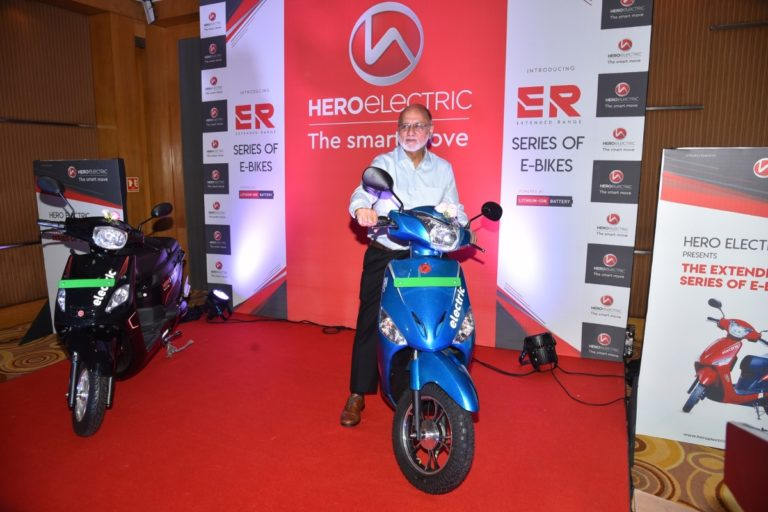 Hero Electric Scooter Optima ER And Nyx ER Launched At Rs 69,000