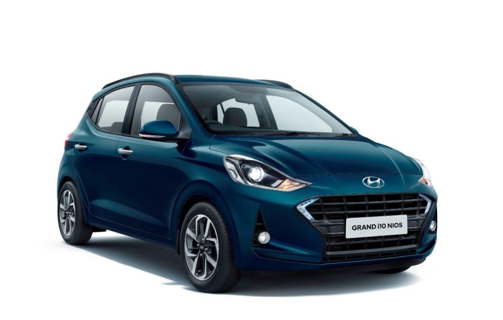Hyundai Grand i10 Nios Dimensions