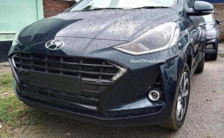 Hyundai Grand i10 Nios Starts Arriving at Dealerships Ahead of Launch!