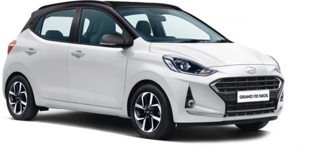 Hyundai Will Soon Introduce A Cng Variant For The Grand I10 Nios
