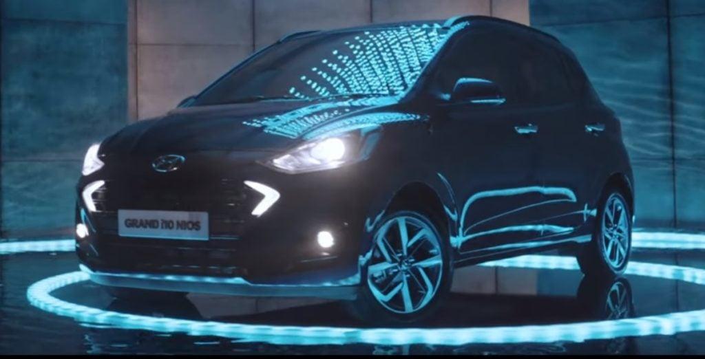 Hyundai Grand i0 Nios dimensions leaked ahead of launch