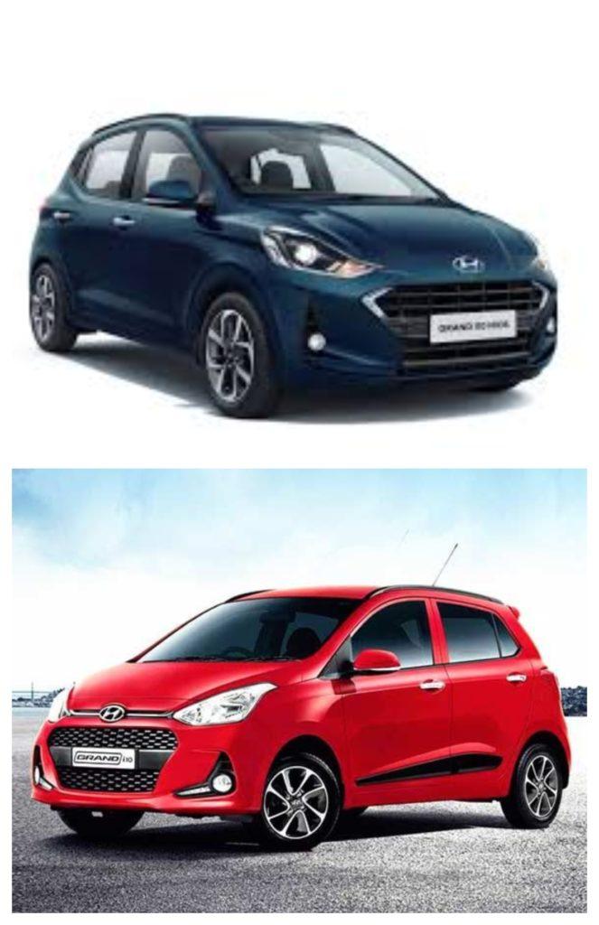 Hyundai Grand i10 Nios vs Grand i10 image