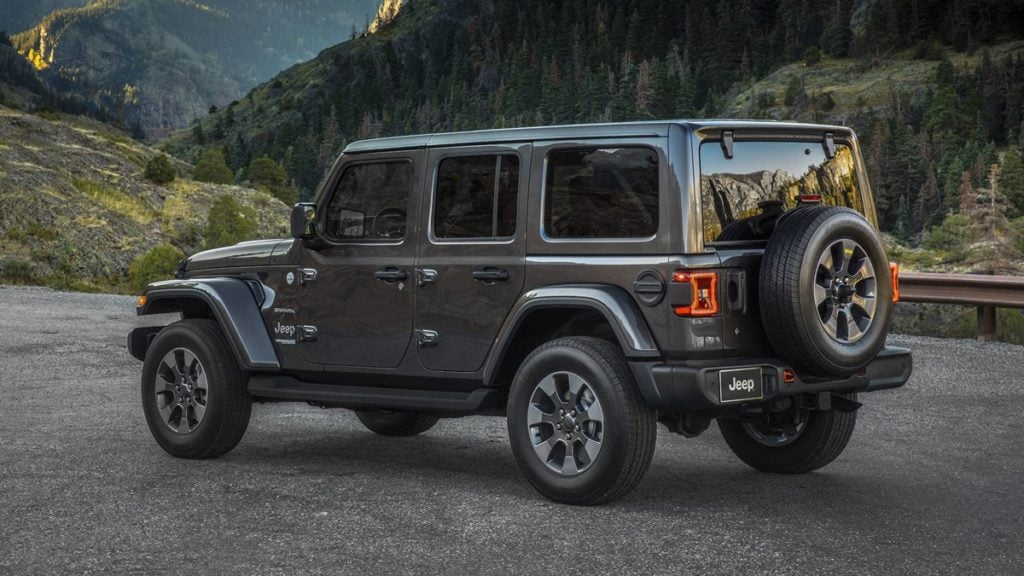 New-Gen Jeep Wrangler has been launched in India at Rs. 63.94 lakhs, ex-showroom.