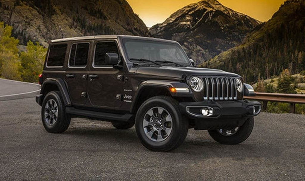Jeep Wrangler highlights will always remain its off-roading abilities