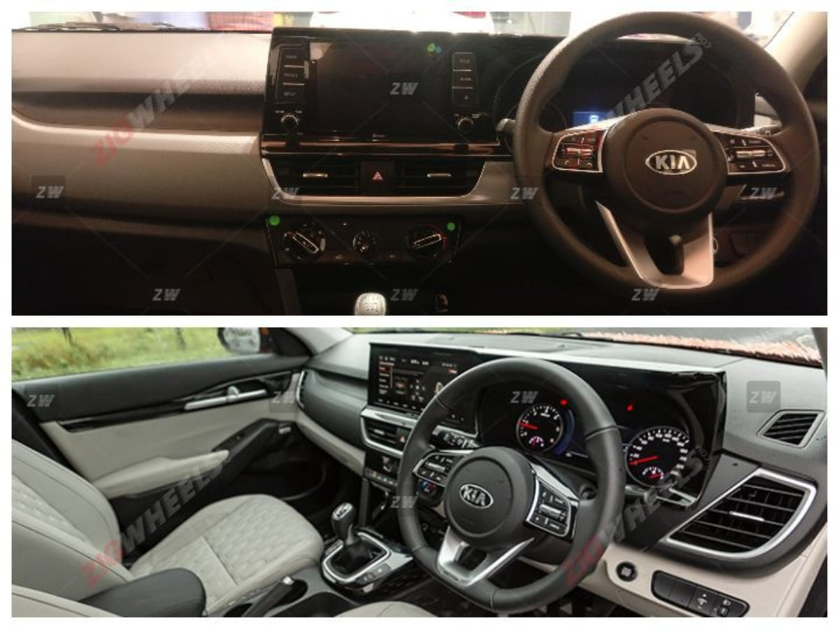 This Is How The Kia Seltos HTK Plus Trim Differs From The