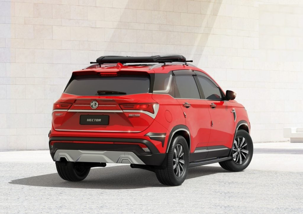 MG Hector Accessories image