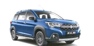 Maruti Suzuki XL6 August Sales