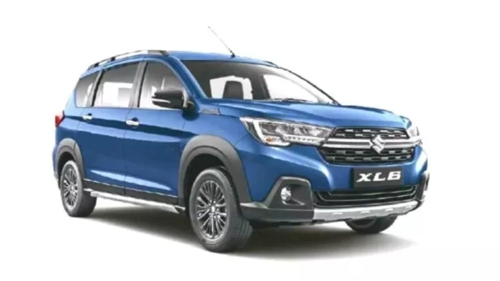 Maruti Suzuki XL6 August Sales