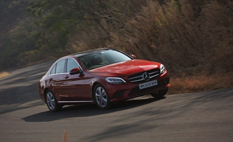 Mercedes-Benz C-Class updated with new Features in India!