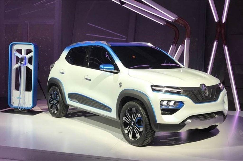 Renault Kwid Facelift Variants Image