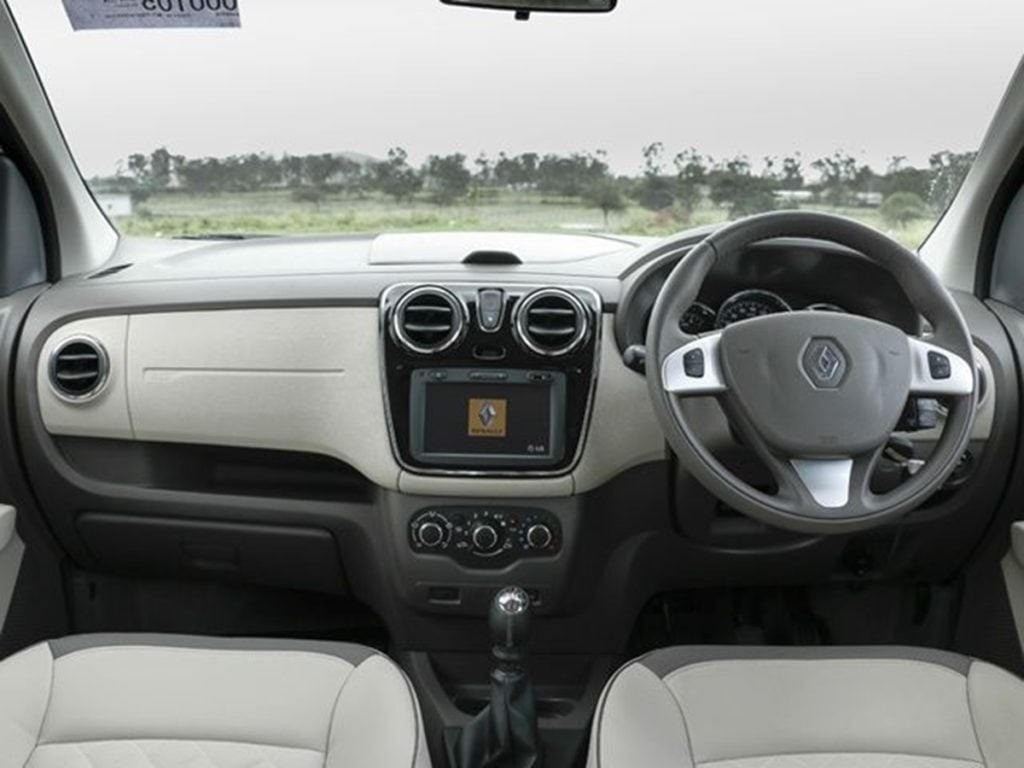 Renault Lodgy Interiors