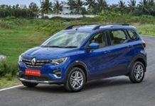 Renault Triber Features image