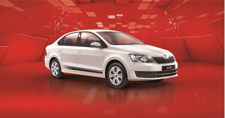 Skoda Rapid Rider Edition launched a few days ago at Rs. 6.99 lakh, ex-showroom