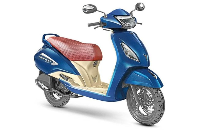 TVS Jupiter Grande To Be Relaunched Soon With More Features!