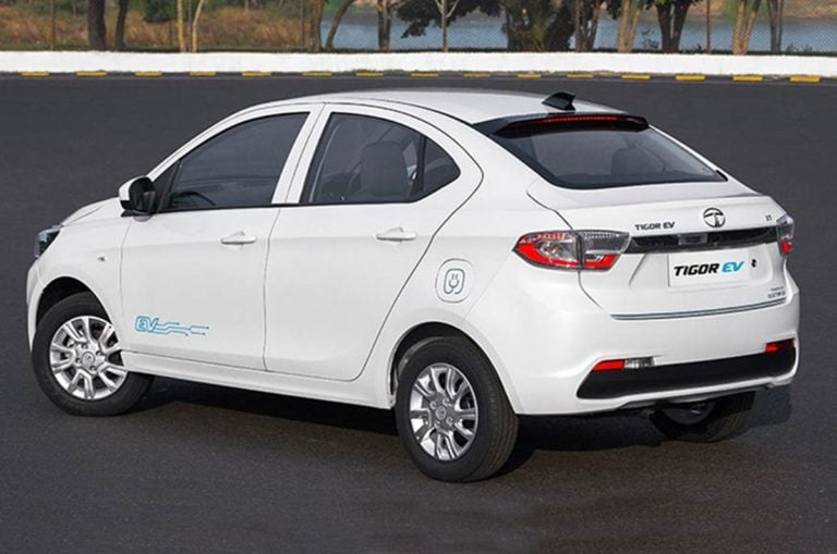 Tata Tigor EV Prices Reduced by Rs. 80,000 after GST Rate Revision