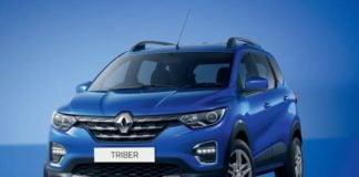 Renault Triber August Sales image