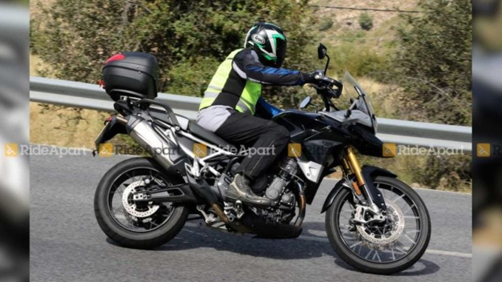 It will probably also get a larger engine at 900cc